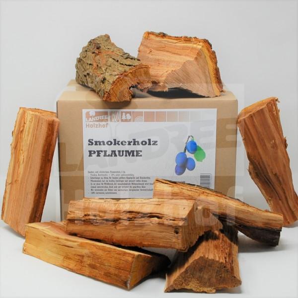 Smokerholz Pflaume 20cm 4kg - Landree