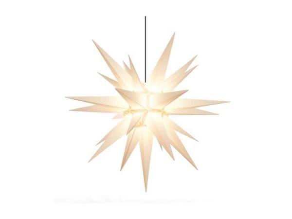 Herrnhuter Stern A13 ø130cm / Kunststoff - weiß