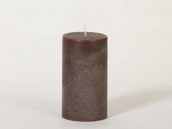 Weizenkorn Kerze ICE H24 Ø9, unifarben