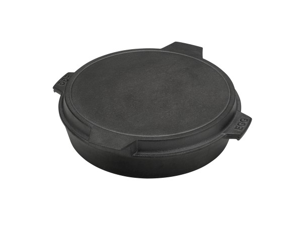 Grillplatte Gusseisen Small - Big Green Egg