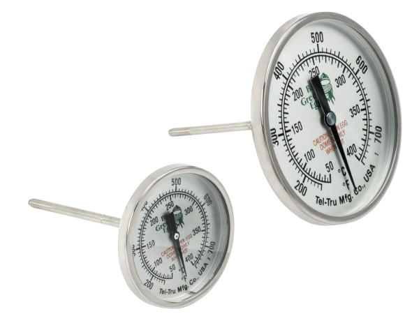 Tel-Tru Deckelthermometer - Big Green Egg