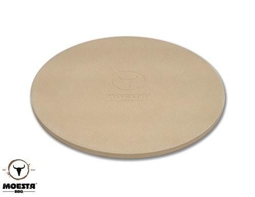 Pizzastein mit Stier 41cm - Moesta