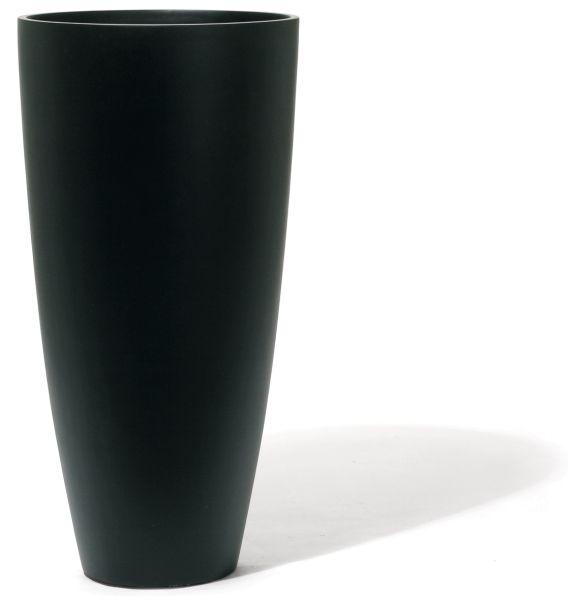 Kirschke Pflanzgefäß UrbanLine Black - Pito Rotondo