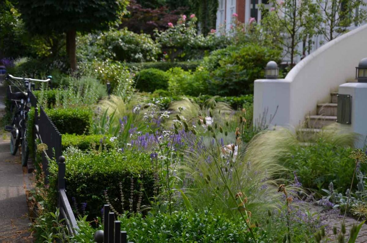 Gartenplanung Hamburg vorgarten hamburg eimsbüttel garten ehren pflanzen