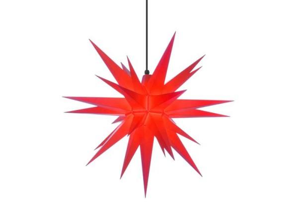 Herrnhuter Stern A7 ø 68cm / Kunststoff - rot