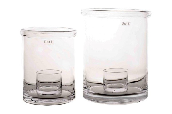 Dutz HURRICANE WITH CUP CLEAR