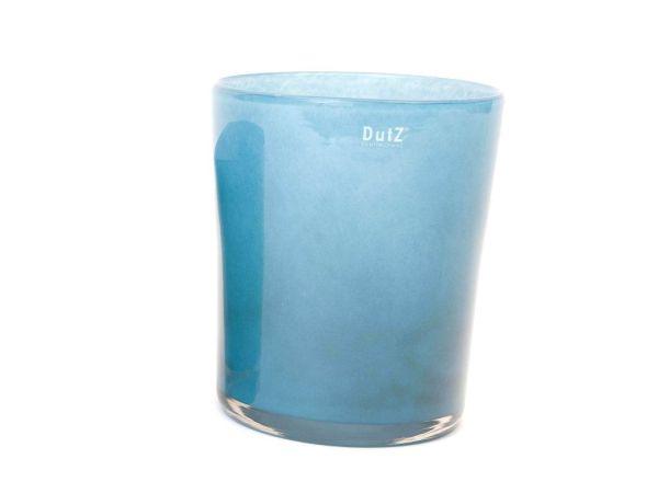 DutZ Übertopf CONIC VASE, blue petrol