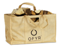 OFYR Wood Bag