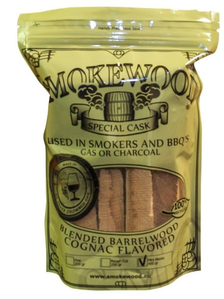 Smokewood Cognac Mini Blocks 400g