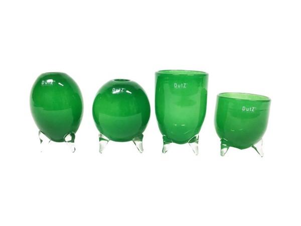 Vase Dutz EVITA 3-feet green