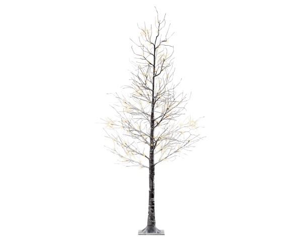 LED Baum beschneit außen
