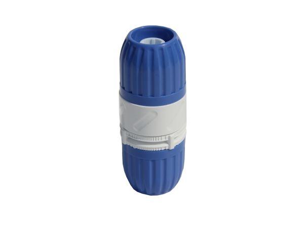 """TAKAGI 360° SCHLAUCHKUPPLUNG 13mm (1/2"""") GF015EX – Die Schlauchkupplung verhindert ein Verdrehen des"""