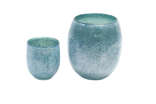 Vase Dutz BUBBELO darkgreen