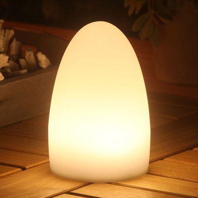 Tischleuchte Egg Smooz von Techmar