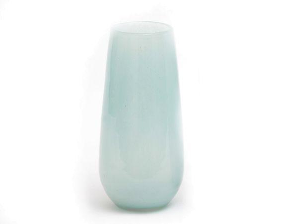 DutZ Vase ROBERT, pale blue H37,5 Ø11cm